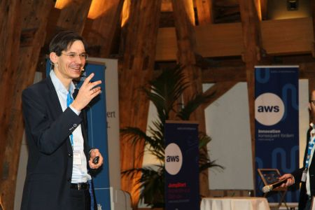 Impulse Talk: ''TU Spin-off: now and then'' by Mag. Georg Kopetz (TTTech)