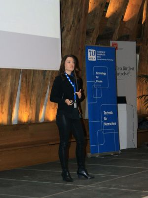 Impulse Talk: ''Spin-off: Stanford Research to Silicon Valley Startup'' by Dr. Megan Jones (CSO Laterns, USA))