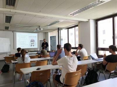 Workshop With Dietmar Gombotz