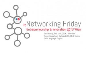 i²c Networking Friday 2016