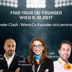 Find Your Co-Founder Wien – wo Talente zusammen finden (only German description available)