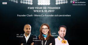 Find your co-founder @ Erste Bank Lounge  | Wien | Wien | Austria
