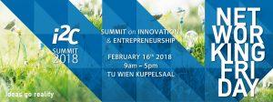 i²c Networking Friday 2018 @ Kuppelsaal, Tu Wien | Wien | Wien | Austria