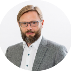 """i²c Founder & Investor Talk on March 21st: """"Everyone said it was impossible, but I did not know that and did it"""" by Andreas Kern"""