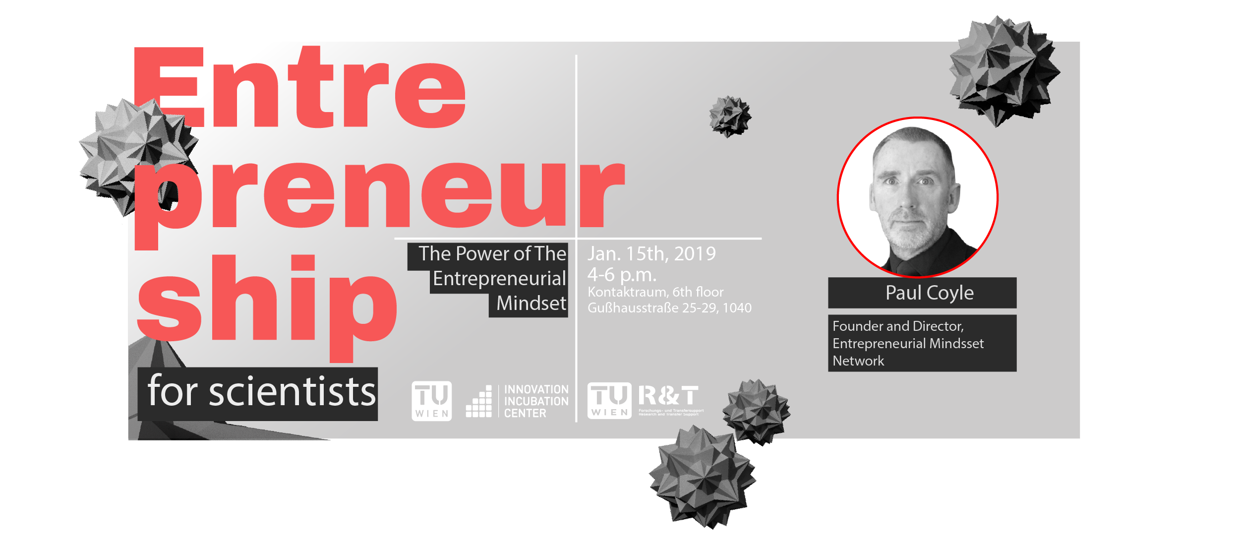 Entrepreneurship for Scientists: The Power of The Entrepreneurial Mindset