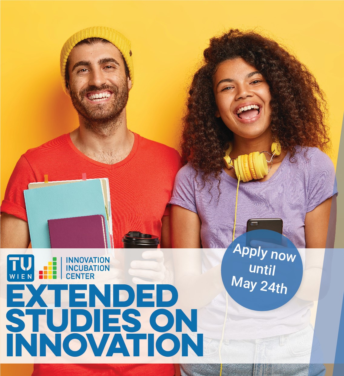 Info Event TUW i²c Extended Studies on Innovation