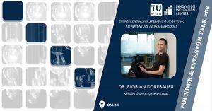 i²c F&I Talk # 66: Dr. Florian Dorfbauer (Senior Director Dynatrace Hub) @ Online Event