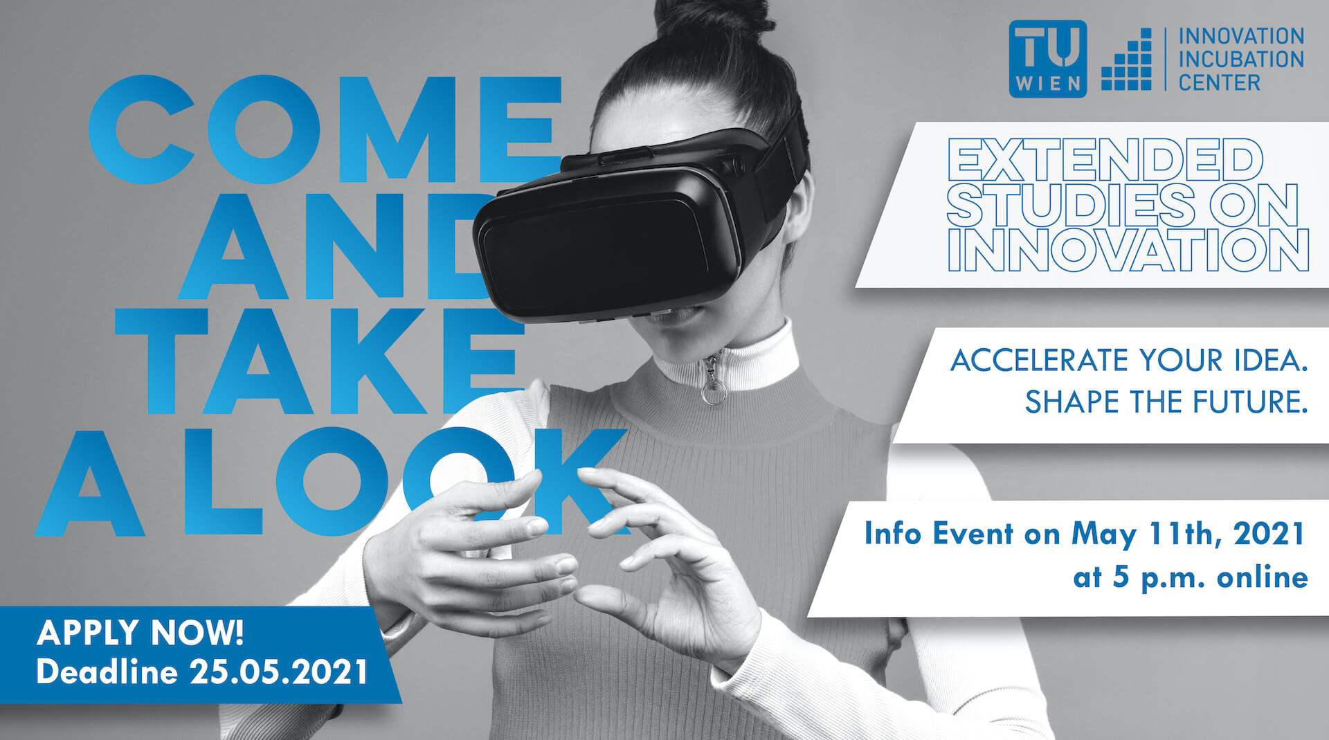 Info Event of the Extended Studies on Innovation