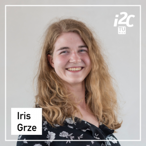 Iris Grze is a Student Assistant of the TUW i²c
