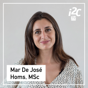Mar De Jose Homs is the Education Program Manager of the TUW i²c